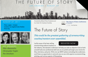 The Future of Story