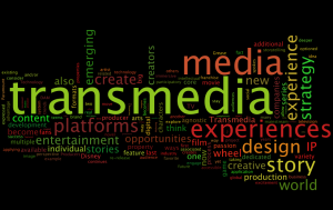 Transmedia: A Merger of Story, Technology and Marketing
