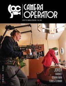 Camera Operator Magazine Joker