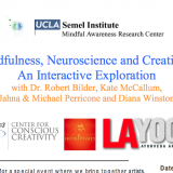 Mindfulness, Neuroscience and Creativity: An Interactive Exploration