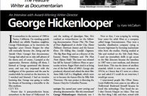George Hickenlooper